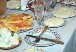 Сырный стол: сулугуни и блюда из него